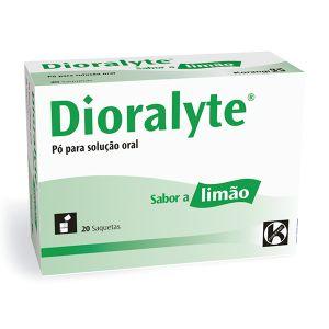 Dioralyte Limão Pó