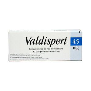 Valdispert 45Mg - 60 Comprimidos