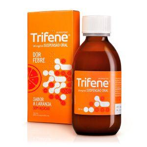 Trifene Suspensão Oral 100 Mg/5 Ml