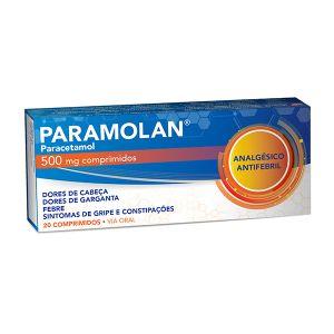 Paramolan 500 Mg Comprimidos
