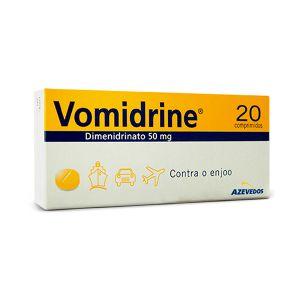 Vomidrine 50 Mg Comprimidos
