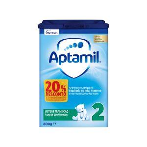 Aptamil 2 Preço Especial