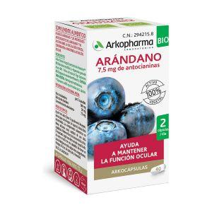 Arkocápsulas Mirtilo Bio - 40 Cápsulas