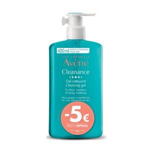 Avène Cleanance Gel de Limpeza 400ml Preço Especial