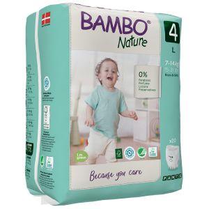 Bambo Nature Fraldas Cueca T4 7-14Kg