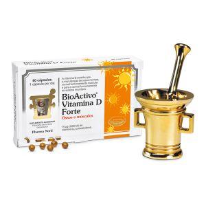BioActivo Vitamina D Forte