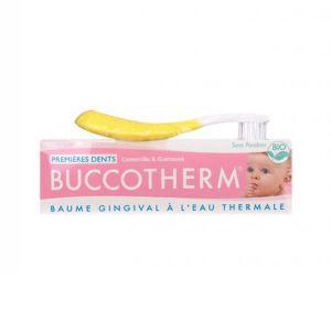 Buccotherm Kit Primeiros Dentes - Amarelo