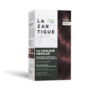Lazartigue Coloração Permanente - 5.35 Chocolate