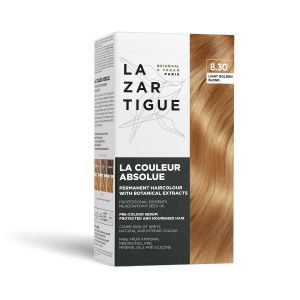 Lazartigue Coloração Permanente - 8.30 Louro Claro Dourado