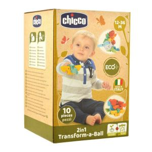 Chicco 2in1 Transform-a-Ball 12-36M ECO+