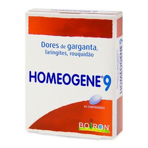 Homeogene 9 Associação Comprimidos