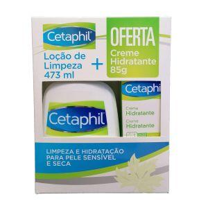 Cetaphil Loção de Limpeza Pack c/ Creme Hidratante