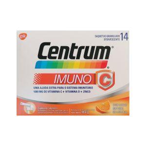 Centrum Imuno C - 14 Saquetas Granulado Efervescente