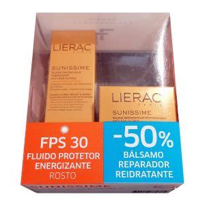 Lierac Sunissime Pack Fluído Protetor + Bálsamo Reparador