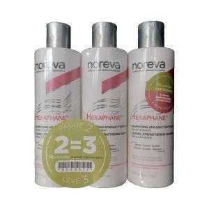 Noreva Hexaphane Pack (Champô Calmante Fortificante)