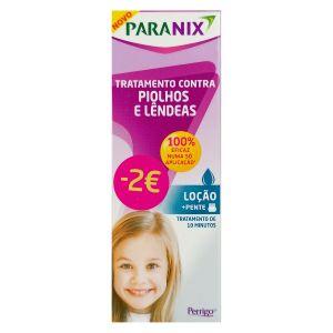 Paranix Tratamento Contra Piolhos e Lêndeas Loção + Pente