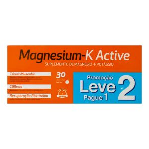 Magnesium-K Active Pack Promocional