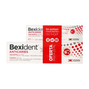 Bexident Anticáries Pasta Dentífrica Pack