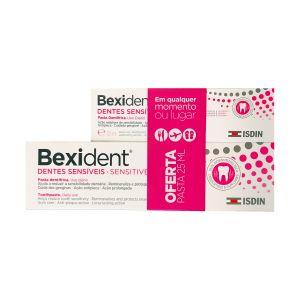 Bexident Dentes Sensíveis Pasta Dentífrica Pack