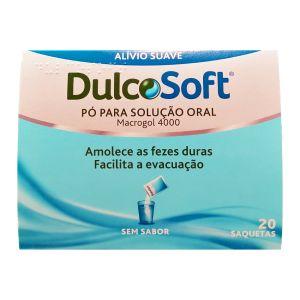 Dulcosoft Pó Para Solução Oral Macrogol 4000