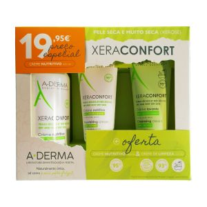 A-Derma Xeraconfort Pack  Preço Especial
