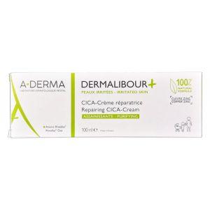 A-Derma Dermalibour+  Cica-Creme Reparador 100ml