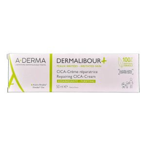 A-Derma Dermalibour+  Cica-Creme Reparador 50ml