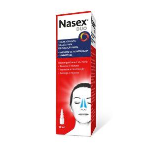 Nasex Duo Nebulizador
