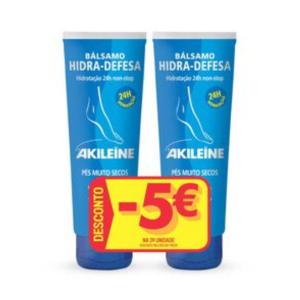 Akileine Bálsamo Hidra-Defesa Duo Preço Especial