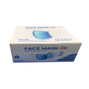 Máscara Cirúrgica Tipo IIR Azul