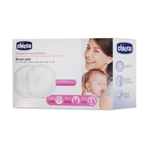 Chicco - Discos Absorventes Antibacterianos 30 Unidades