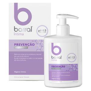 Barral Íntima Prevenção com Prebiótico pH4.5