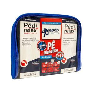 PédiRelax Kit Essenciais para o Pé Diabético