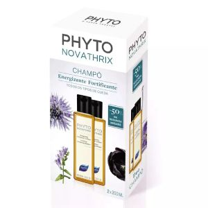 Phyto Phytonovathrix Champô Pack