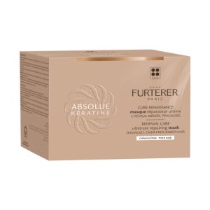 Rene Furterer Absolue Kératine - Máscara de Reparação Extrema