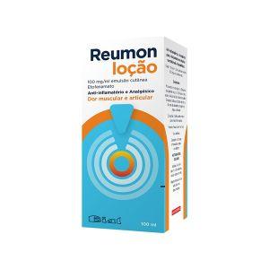 Reumon Loção 100mg/g 100ml