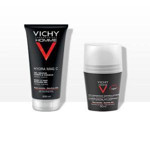 Vichy Homme Kit Higiene